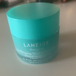 "Laneige lip sleeping mask ""mint choco"""